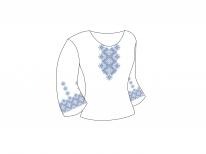 Заготовка женской блузы «Гармония»