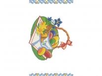 Пасхальный рушник «P-426» (30x50)