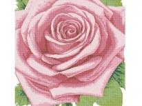 Схема вишивки бісером «Королева цветов» (50х50)
