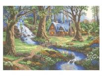 Схема вишивки бісером «Чарівне літо» (В1)