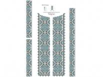 Вставки для мужской сорочки «539 З»