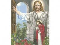 Схема вишивки бісером «Двері в рай» (A1)