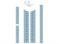 Вставки для мужской сорочки «537 Г»