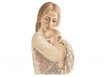 Схема «Материнство» (30x50)