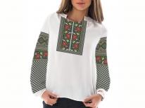 Заготовка женской блузы «Борщівські візерунки»