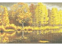 Схема вишивки бісером «Яскрава осінь» (В1)