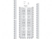 Вставки для мужской сорочки «552 С»