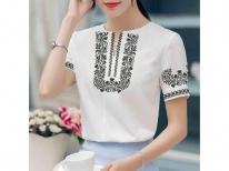 Схемы вышивки бисером женских сорочек — купить схему для вышивания ... 38e671e7dc3fd