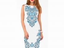 Заготовка жін плаття б р «Намисто 158г-1» 2553d6d73fc5d